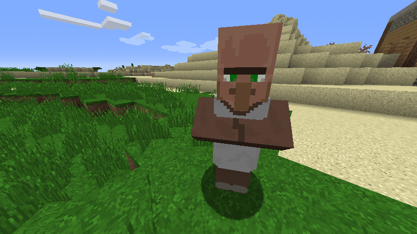 Minecraft Mobs Explained: Villagers