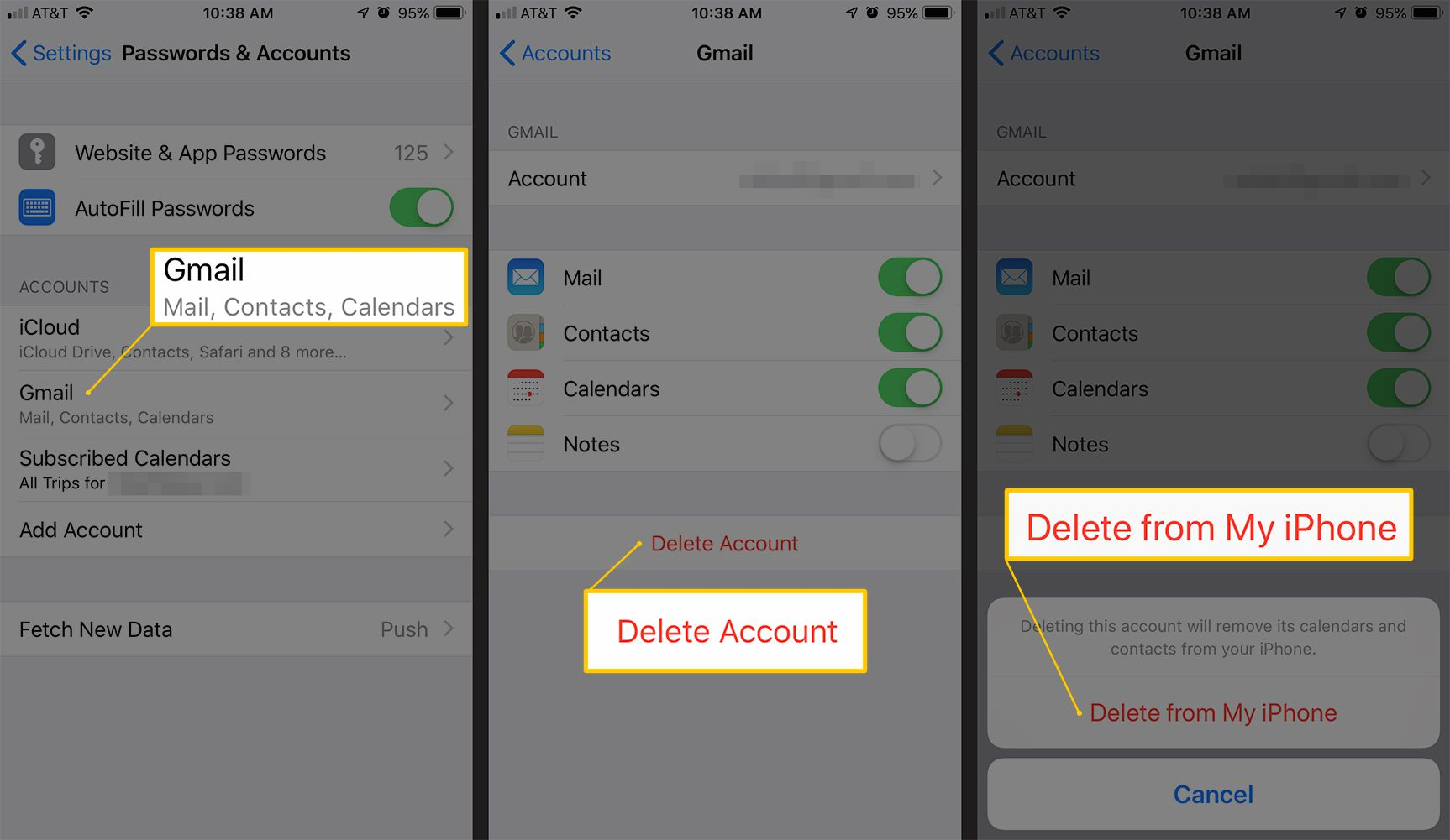 What to Do When Your iPhone Email Is Not Working