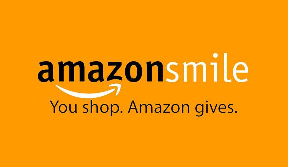The Amazon Smile logo