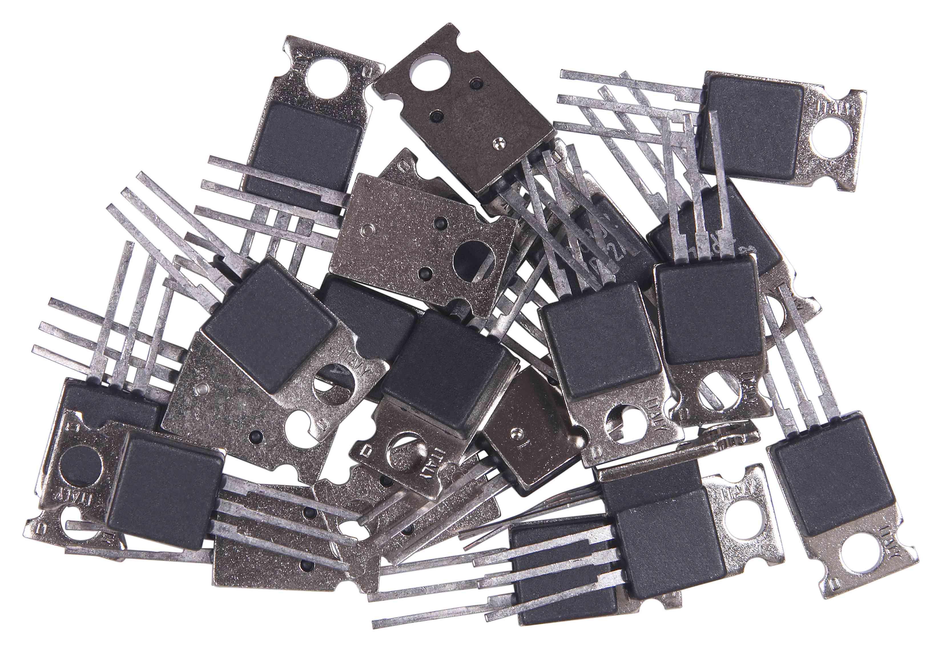 Assortment of voltage regulators