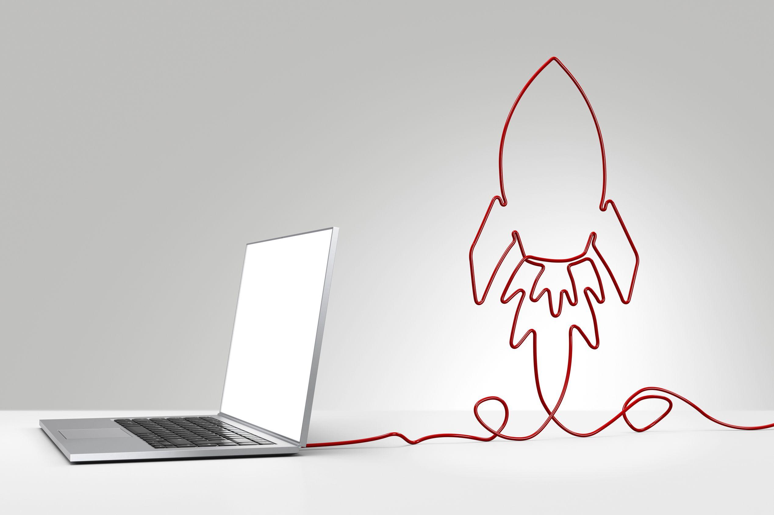 Laptop + Rocket, speed up Safari by testing DNS
