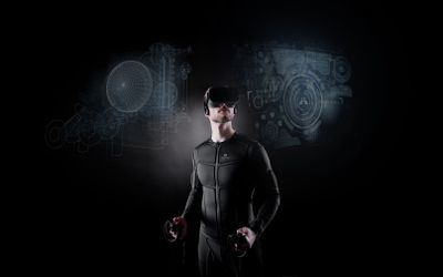 An image of the TeslaSuit