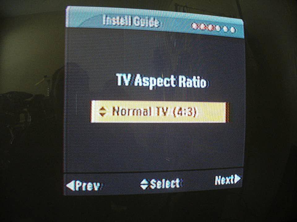 Configuring DTV Converter to Decode antenna signals