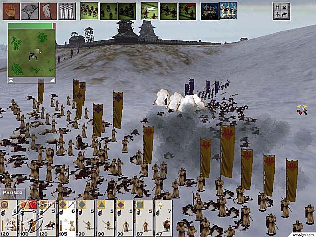 Shogun: Total War Mongol Invasion