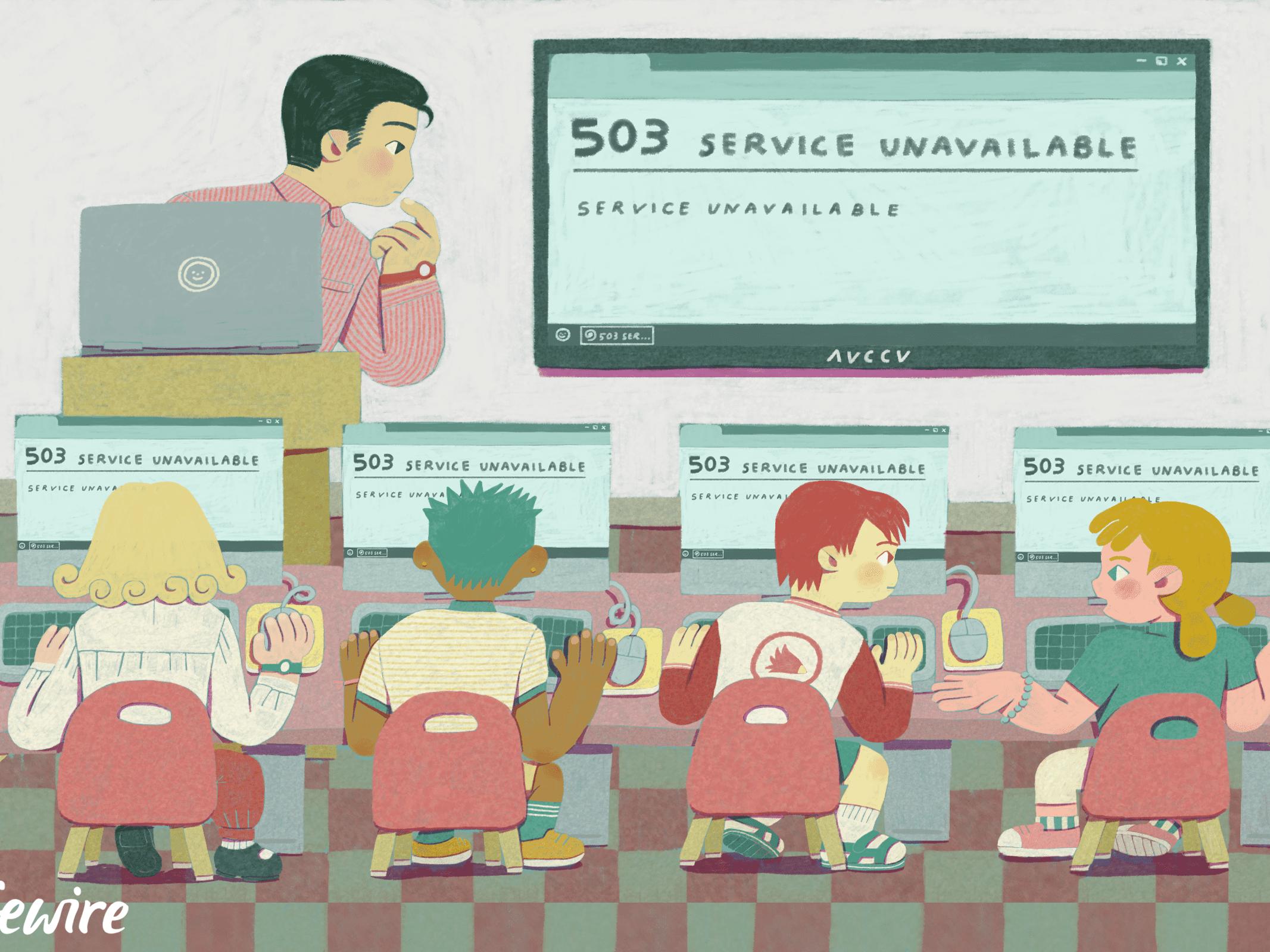 503 Service Unavailable Error (How to Fix It)