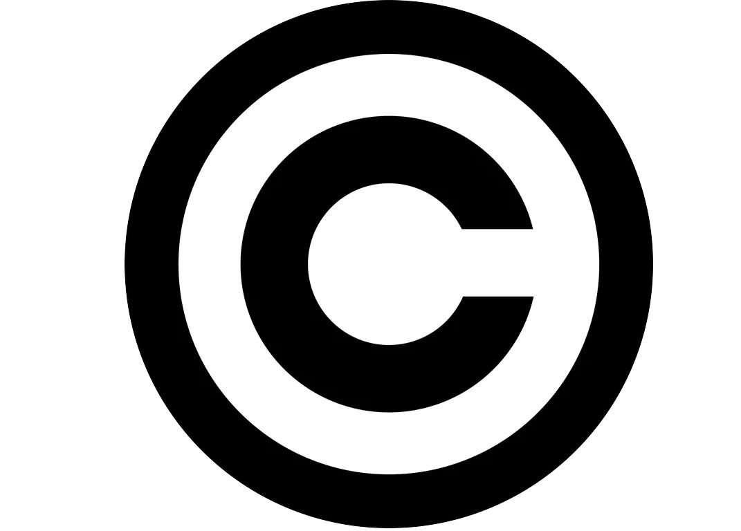 Image result for copyright symbol
