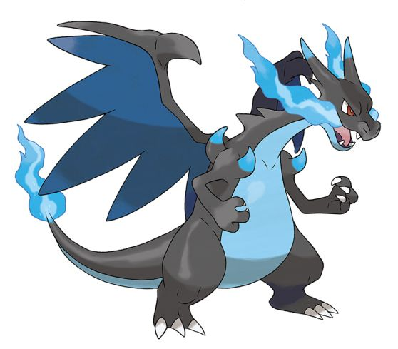 Mega Evolutions for Pokemon X/Y Overview & Explanation