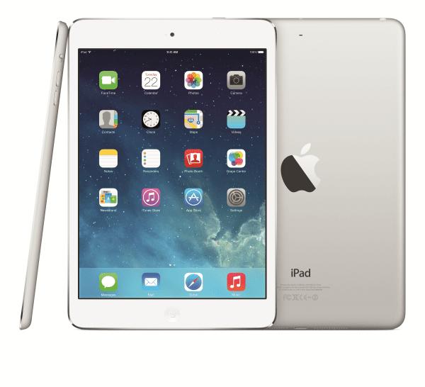 The iPad Mini © Apple, Inc.