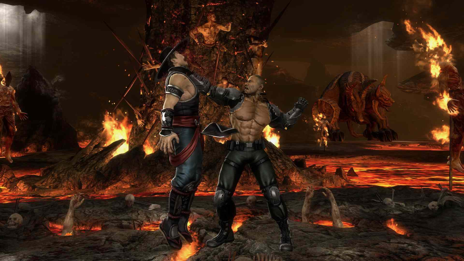 Mortal Kombat 2011 Xbox 360 Fatalities And Babalities