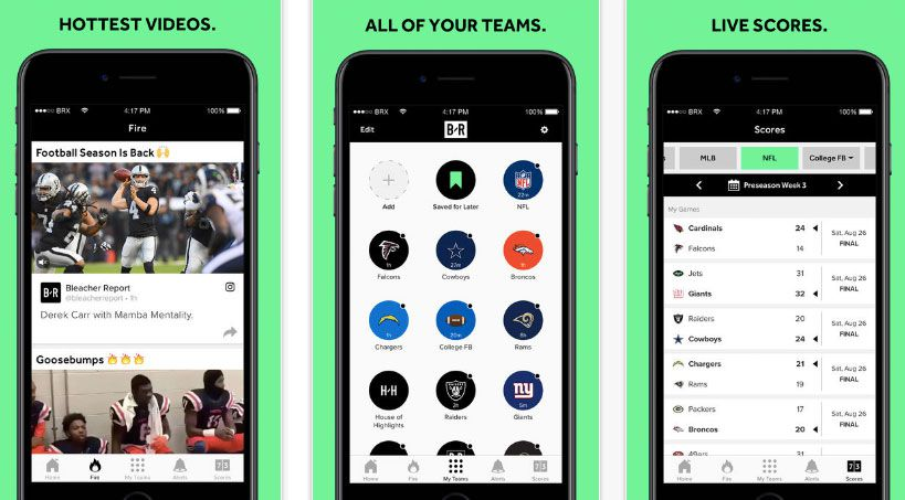 The 9 Best Sports Apps