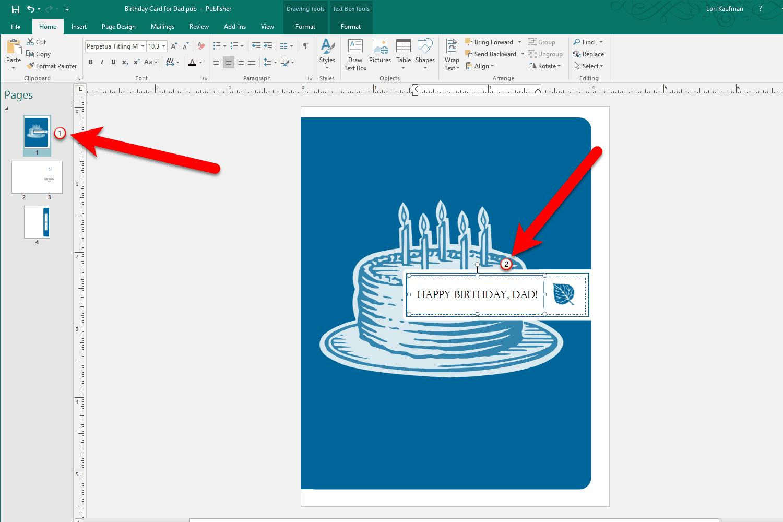 How to Use Microsoft Publisher: The Basics