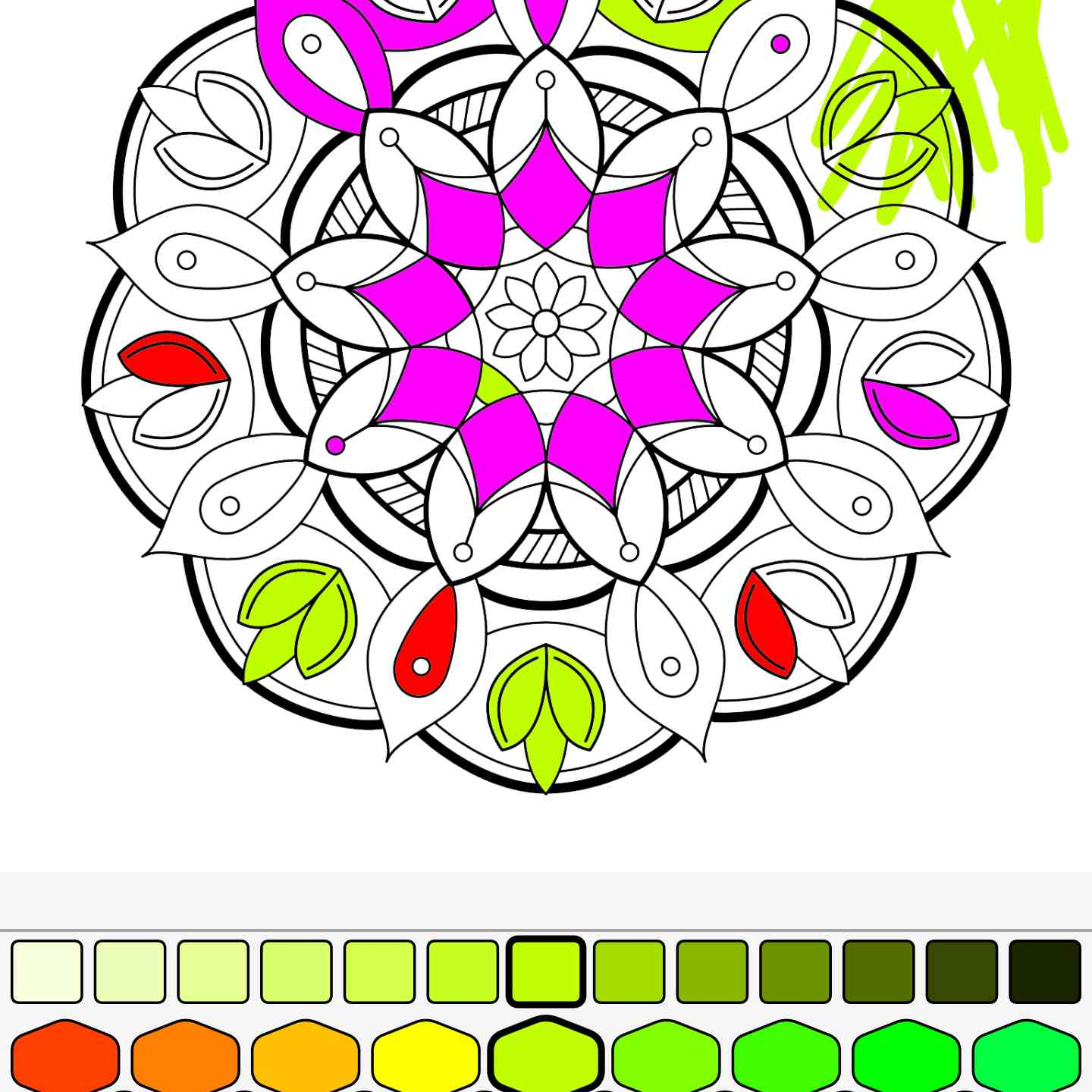 Symmetry drawing app android