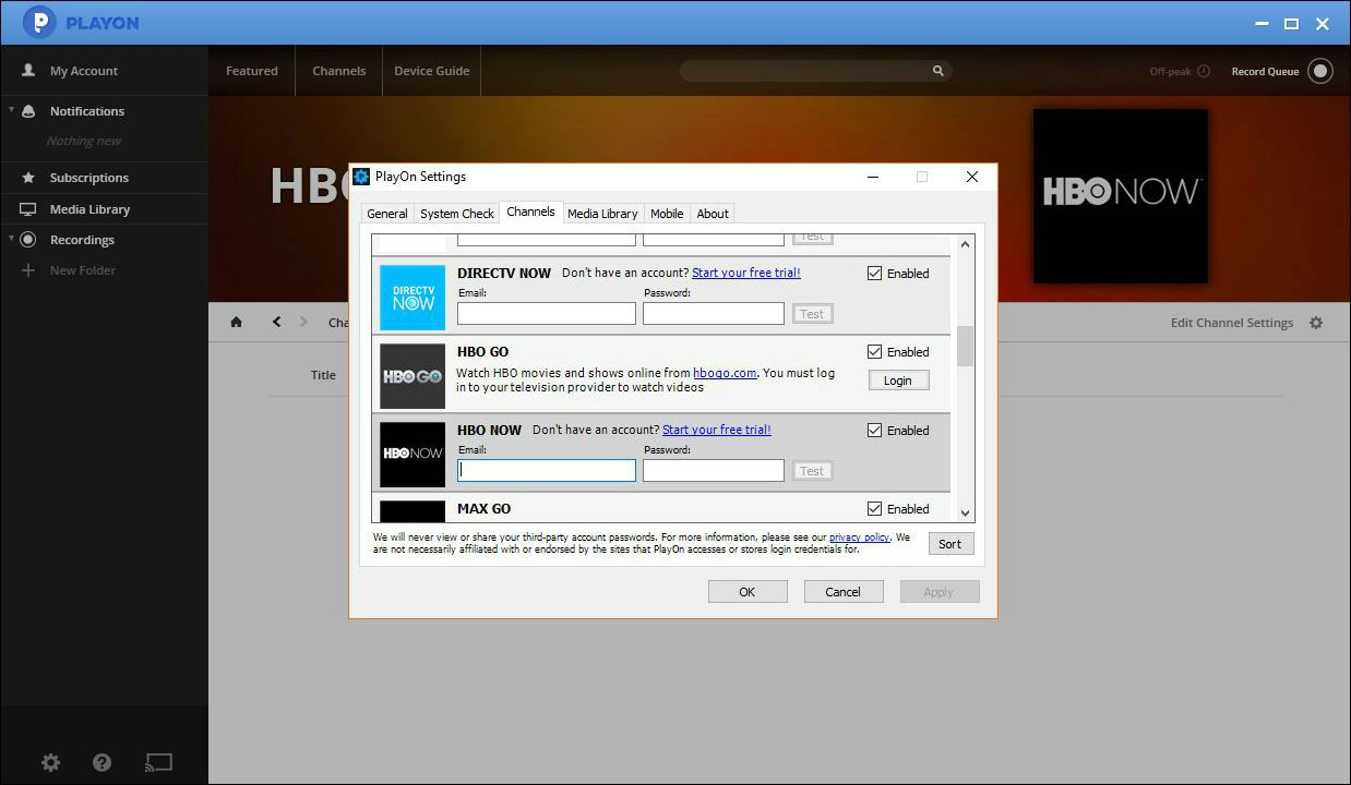 How to Use HBO Now Offline