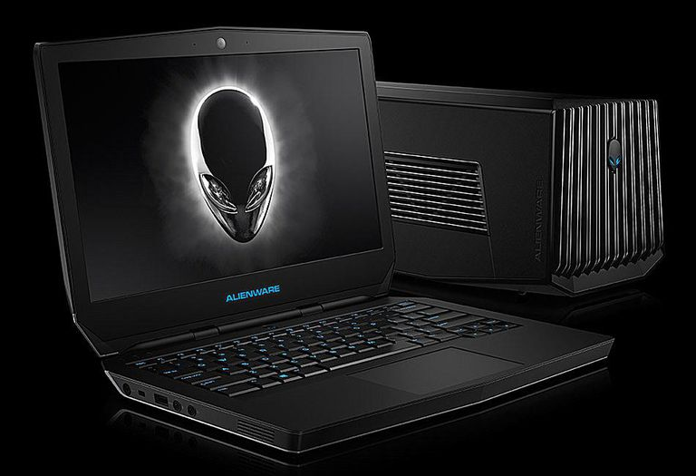 Alienware 13 Gaming Laptop with Graphics Amplifier