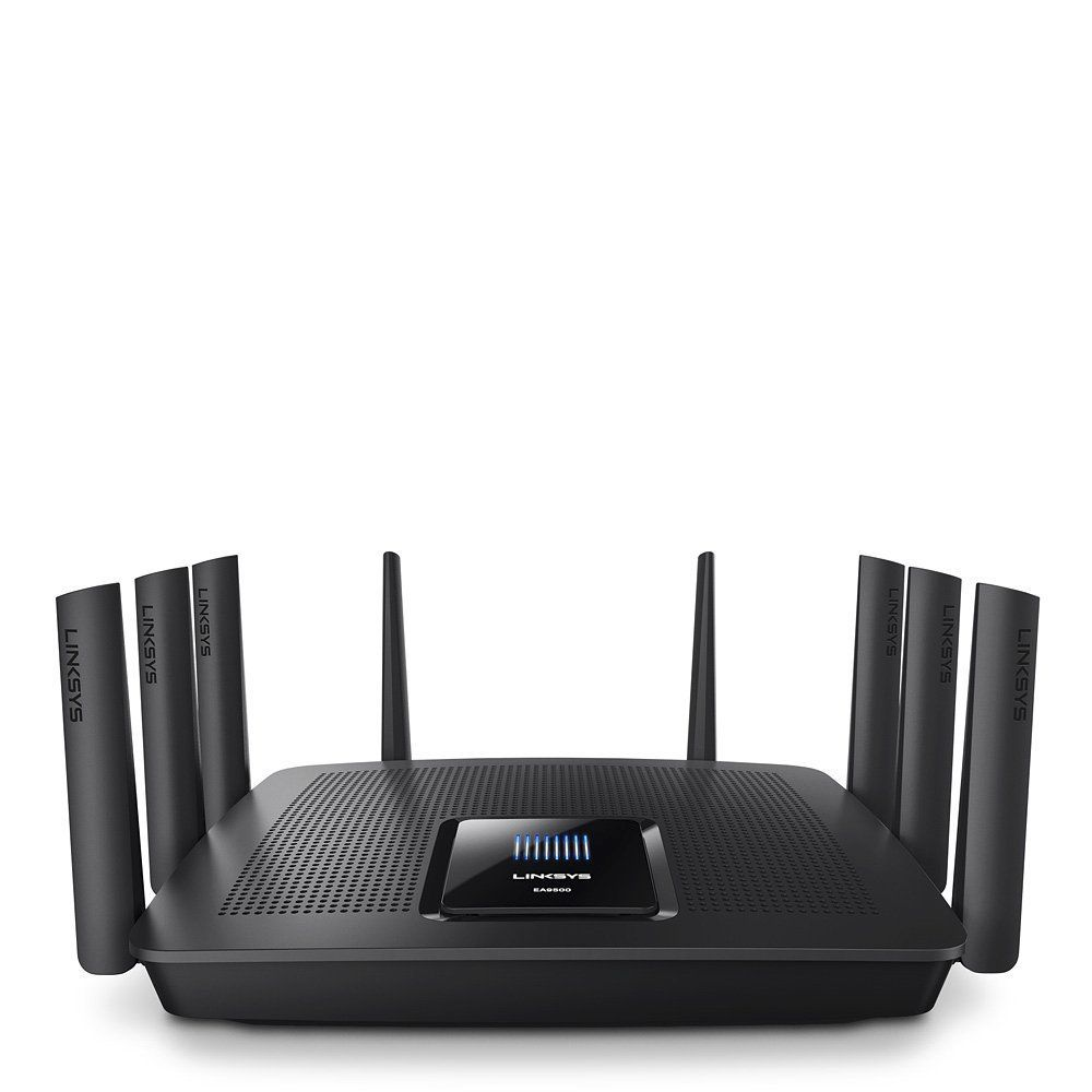 The 10 Best Routers With Longest Range Wireless Modem Diagram Splurge Linksys Ac5400 Tri Band Router