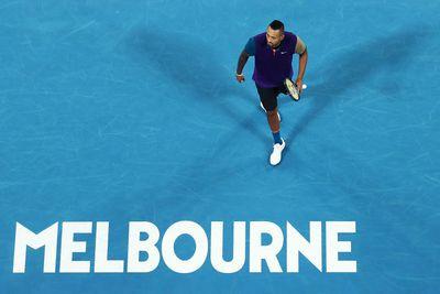 2021 Australian Open: Day 1.