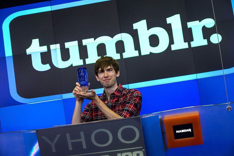 tumblr founder