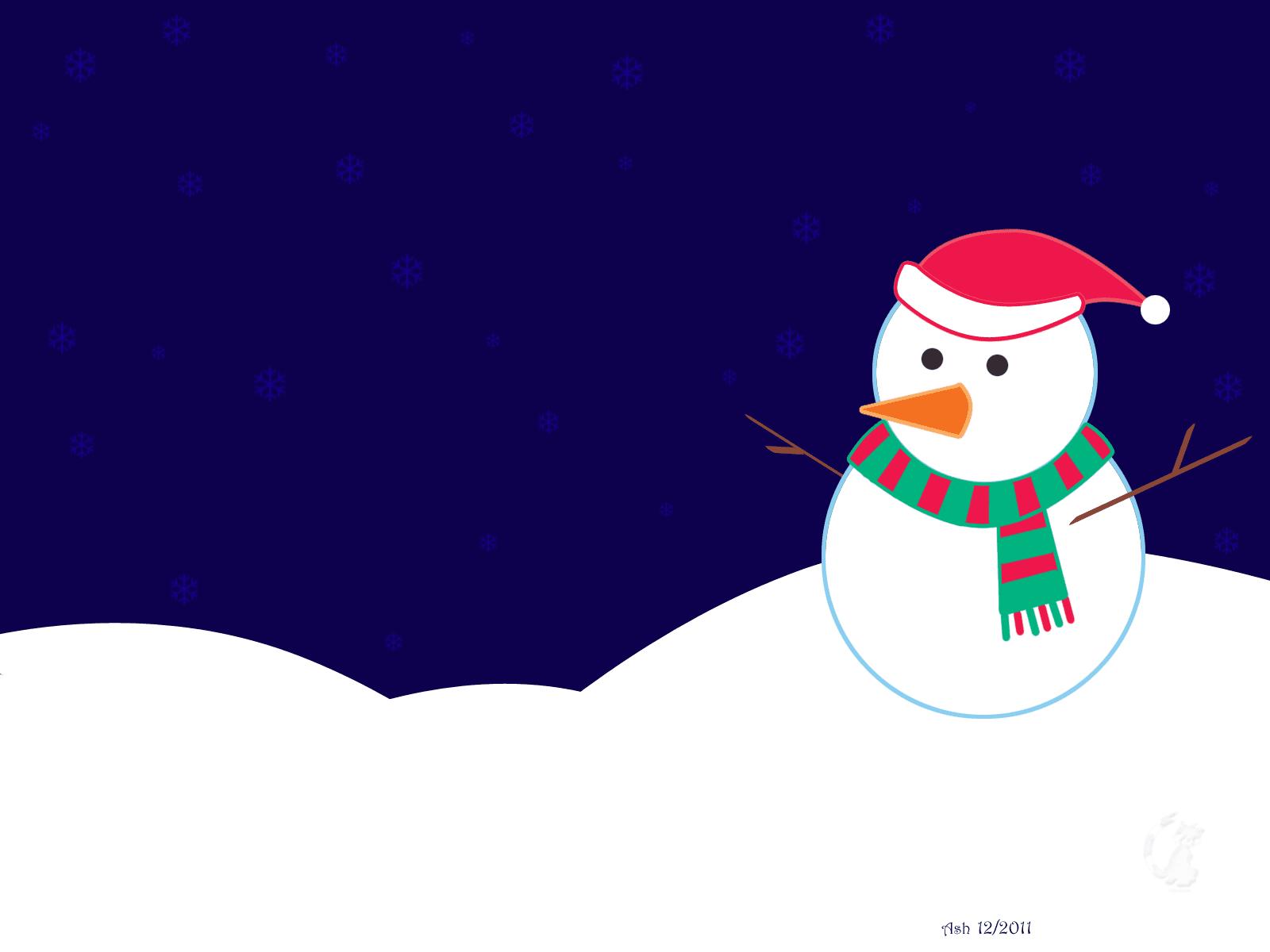 ws Christmas Snowman 1600x1200 5a28253b13f1290038dc5f11