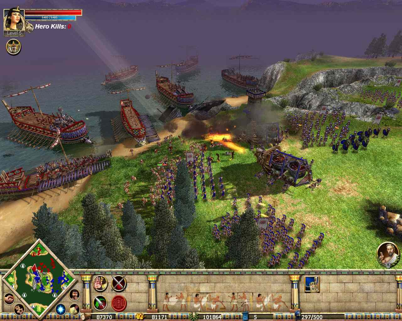 Rise & Fall: Civilizations At War - Free PC Game
