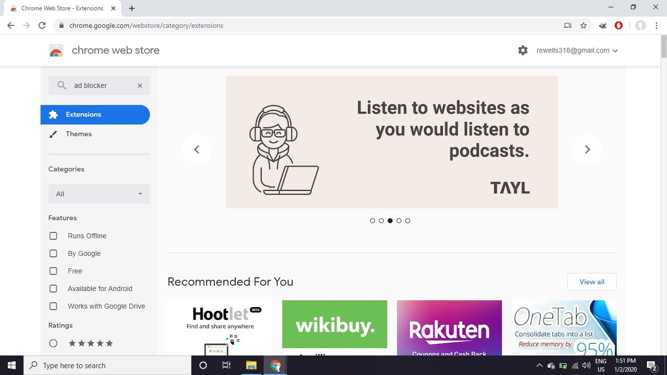 كيفية منع الإعلانات على يوتيوب