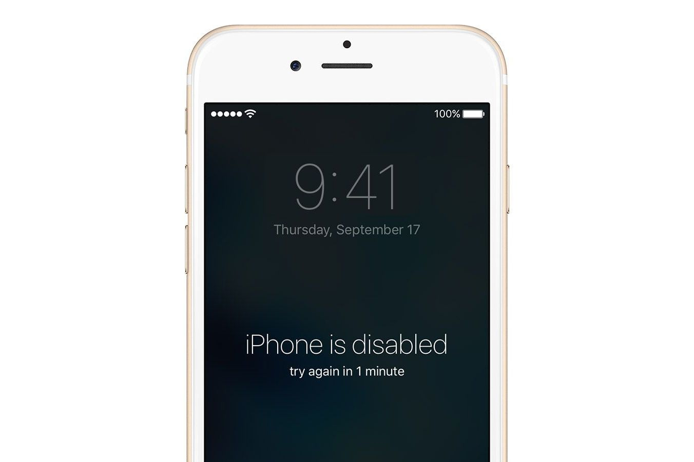 Is Your Iphone Disabled Heres How To Fix It