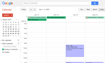 get a full review of google calendar and why you should try it