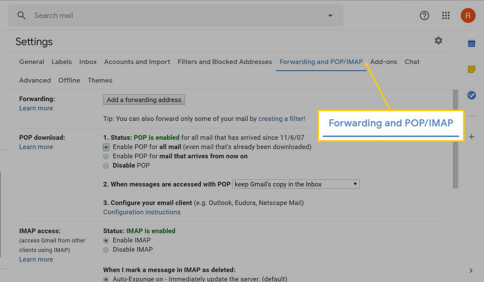 How to Back Up and Save Gmail Messages Offline