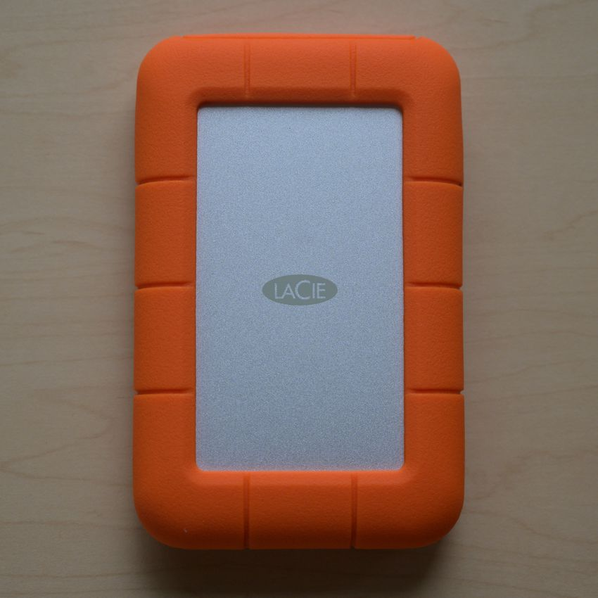 LaCie Rugged 2TB Thunderbolt