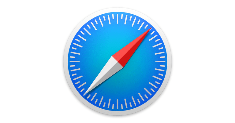 The Safari app logo