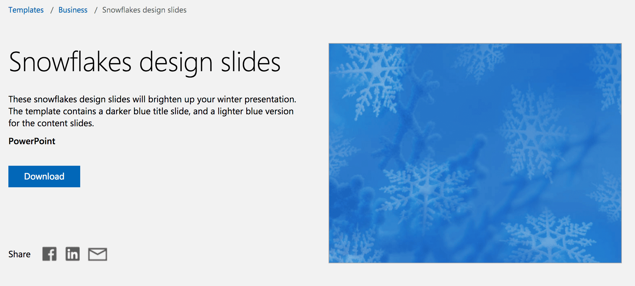 free winter microsoft templates for mac and windows