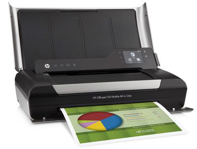 Officejet 150 Mobile All-in-One