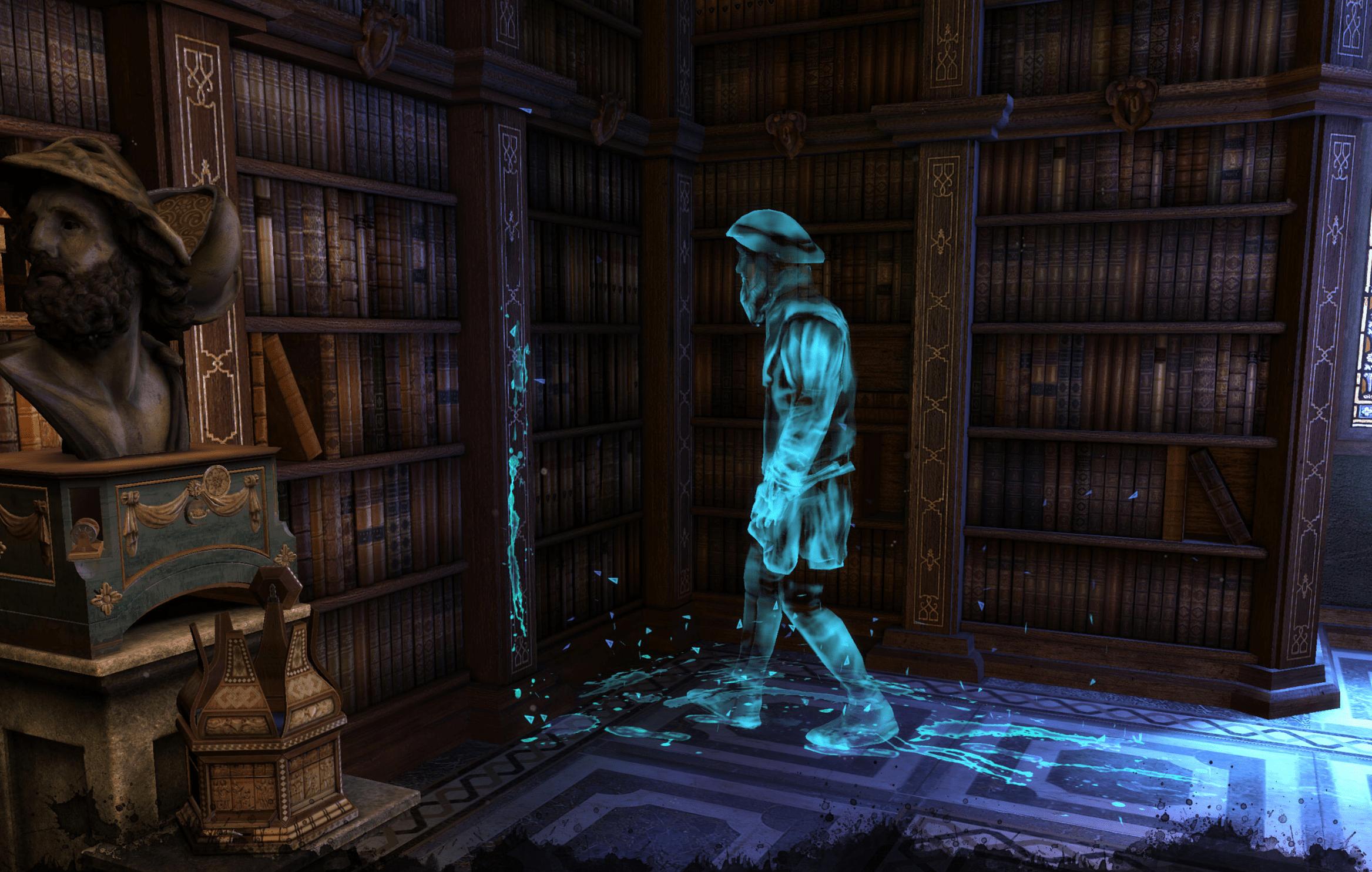 Screenshot of House of Da Vinci