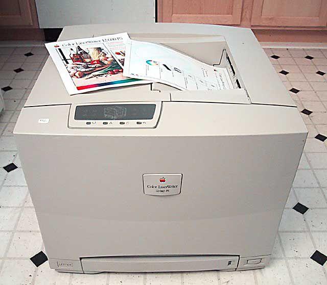 Apple Color LaserWriter
