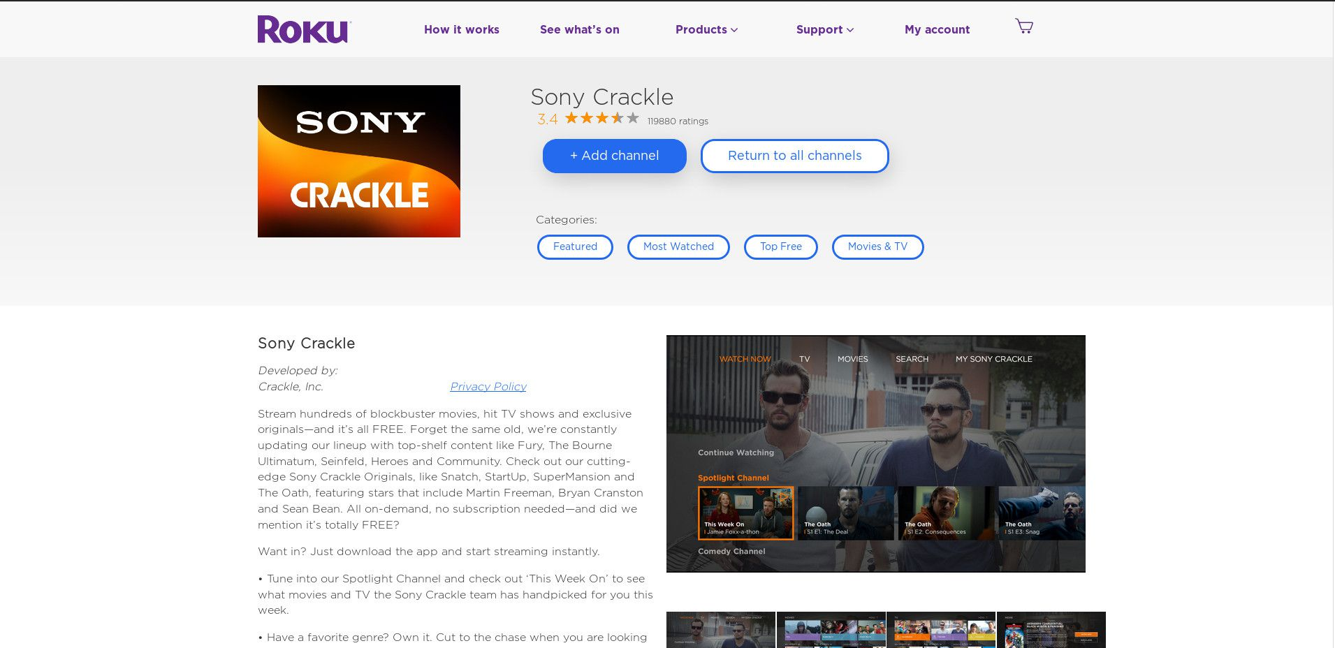 How to Watch Free Movies on Roku