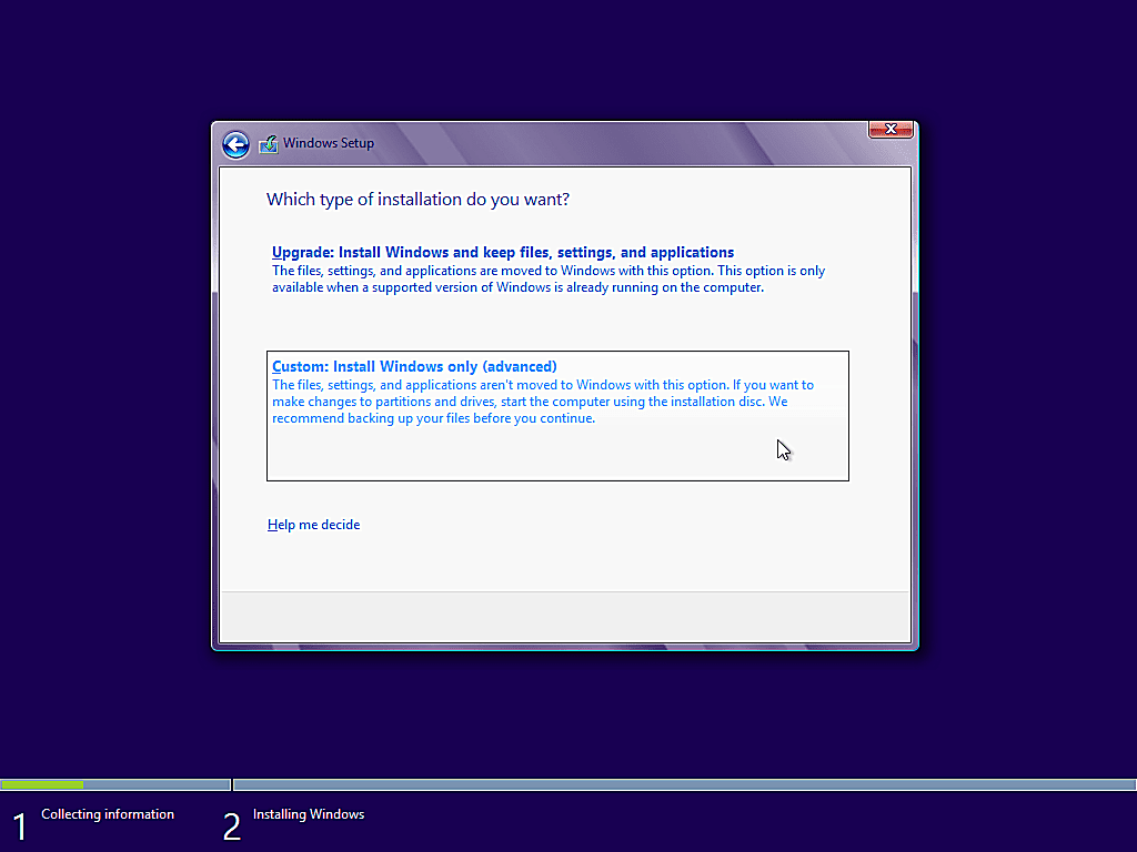 How to Clean Install Windows 8 or 8 1 [Walkthrough]