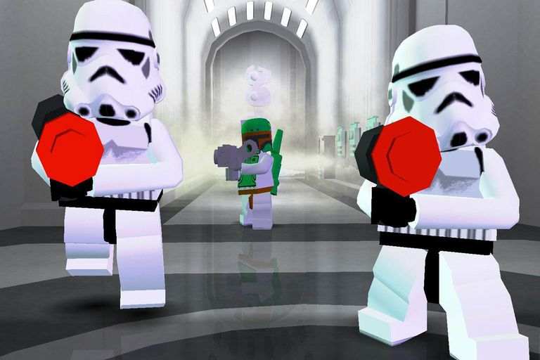 Lego Star Wars II: The Original Trilogy PS2 Cheats and