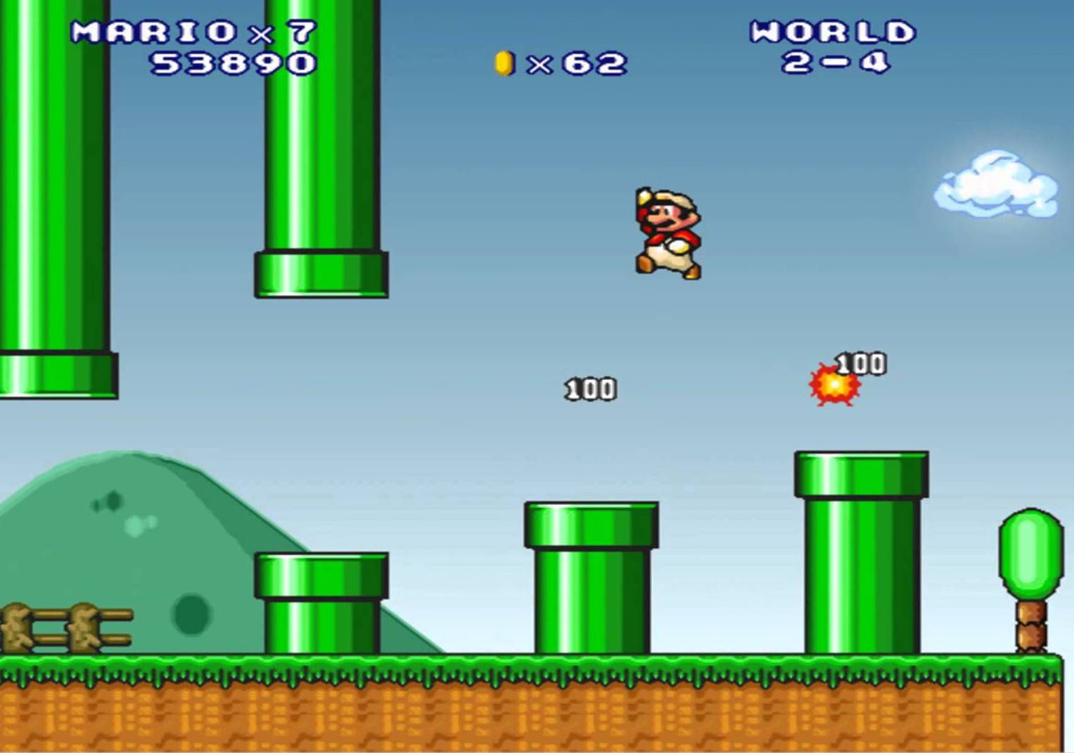 Super Mario Forever PC Game Free Download