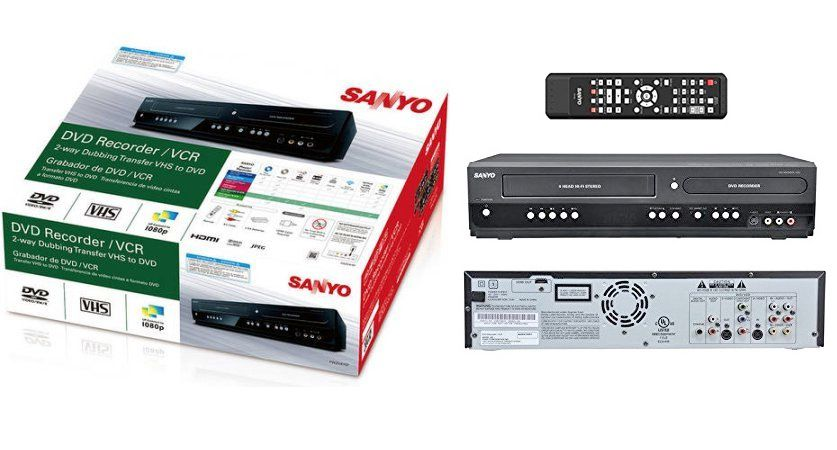 The 9 Best DVD Recorder/VHS VCR Combinations of 2019