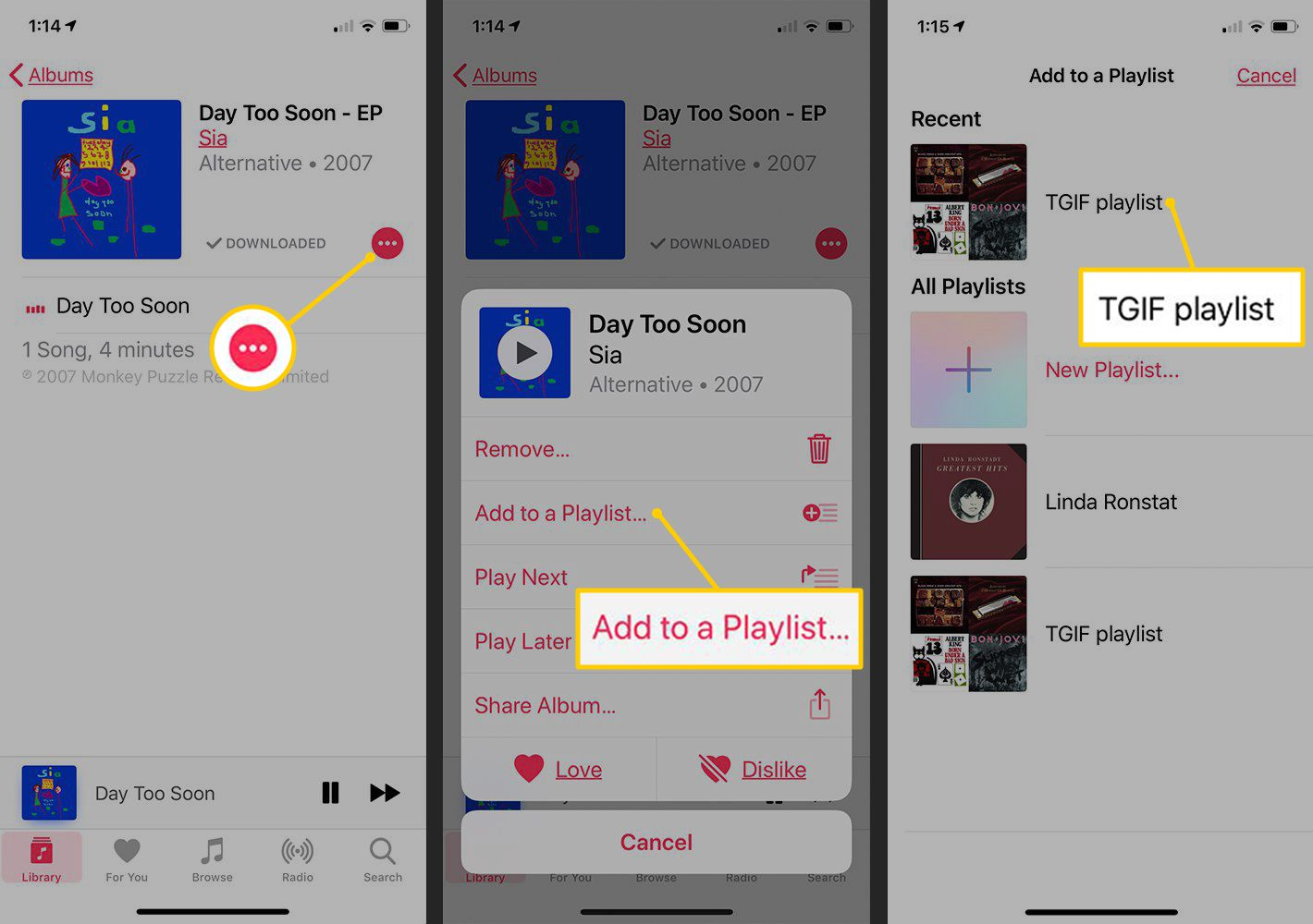 How to Create and Use Playlists on iPhone