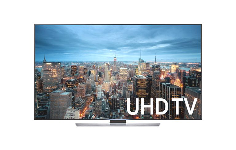 Samsung JU7100 Series 3D-enabled 4K Ultra HD TV