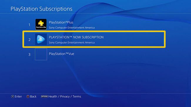 How To Cancel Playstation Now