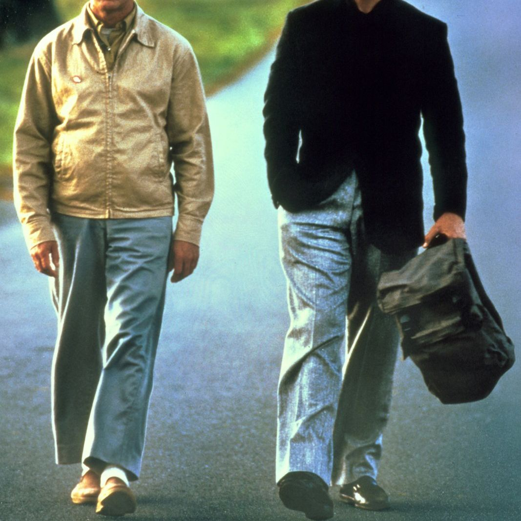 Promotional image for the film Rain Man
