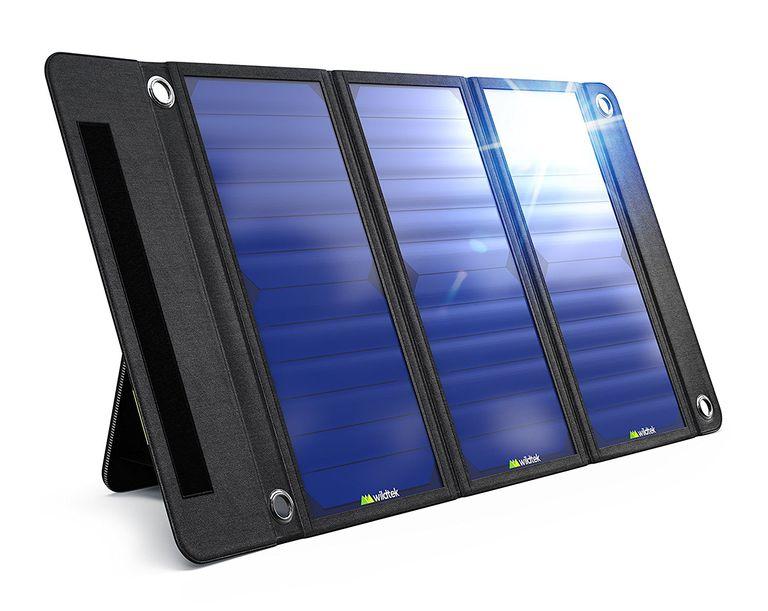 Wildtek Source 21W Waterproof Portable Solar Charger
