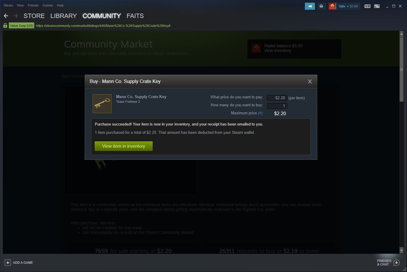 Steam Community Market: What It Is And How To Use It
