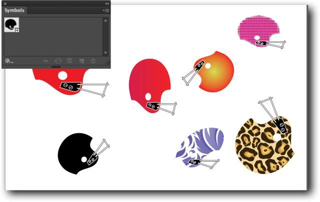 How To Use The New Dynamic Symbols Feature Of Adobe Illustrator Cc 210