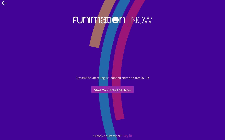 Funimation Kodi Add-on