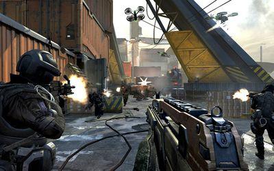 Call of Duty Black Ops 2 - Snake Glitch
