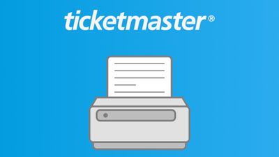 Print Your Ticketmaster Tickets