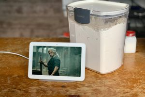 The Witcher on Google Hub
