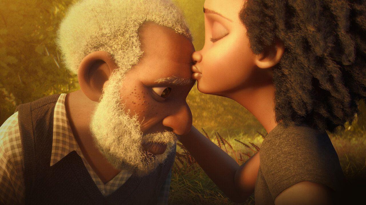 Cavas short animated film from Netflix